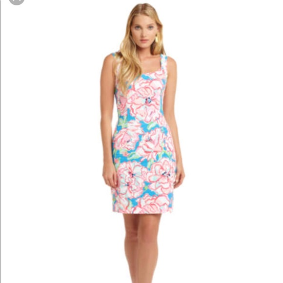a13b19a5067 Hot Lilly Pulitzer Lula Dress -  Source. M 5aac5fa89d20f0c4b628d2af
